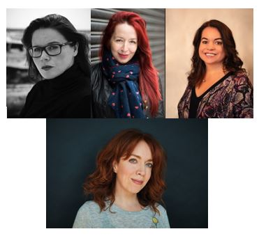 Four female authors