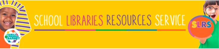 School Libraries Resource Service banner