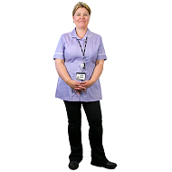 image of staff nurse