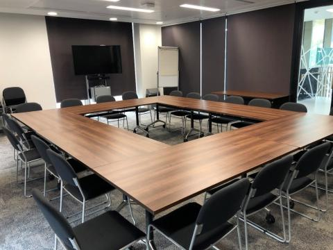 Conference room - large configuration