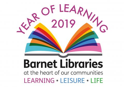 Barnet Libraries' Year of Learning 2019