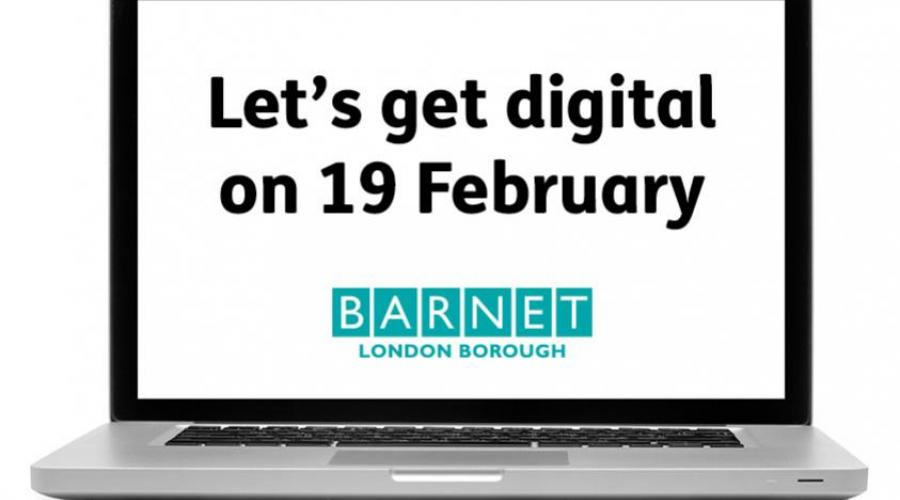 The new Barnet Council website