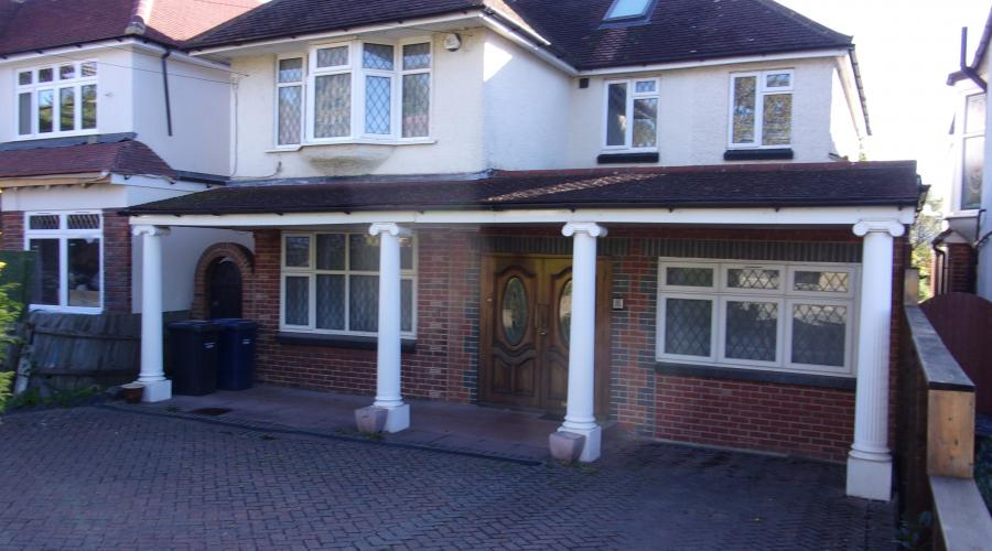 Landlord Suresh Nathan Paramaswara was convicted for failing to register this house as a HMO.