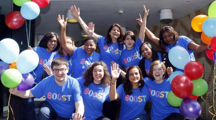 The BOOST team are looking forward to helping more people find work in 2020.