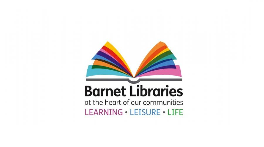 Barnet Libraries Logo