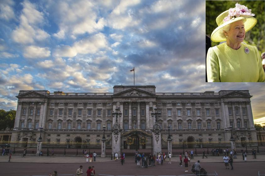 The Queen and Buckingham Palace