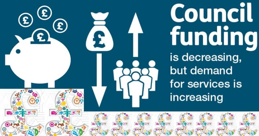 Take part in our budget consultation